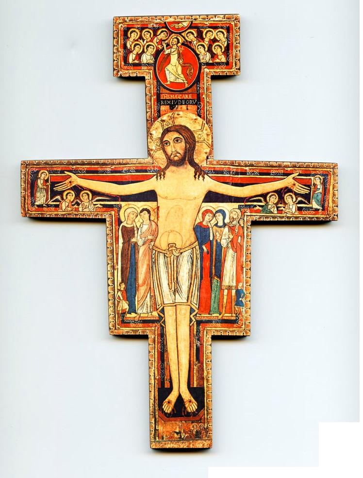 Croix de Saint François d'Assise