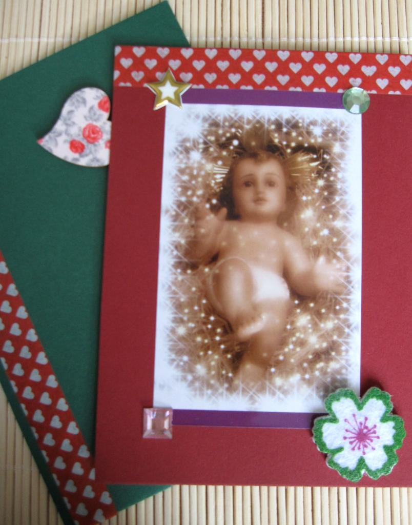 Petites cartes de Noël pour femmes