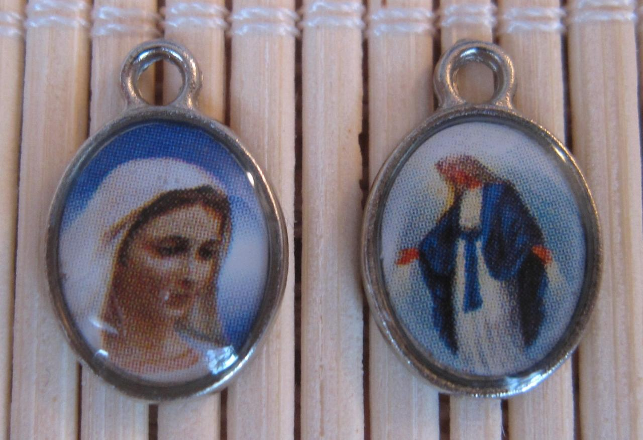 Mini-médailles Marie
