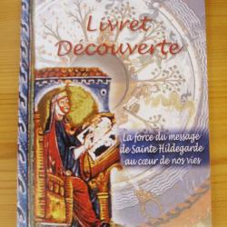 Découvrir comment Sainte Hildegarde peut nous aider dans notre santé globale (âme-corps-esprit)