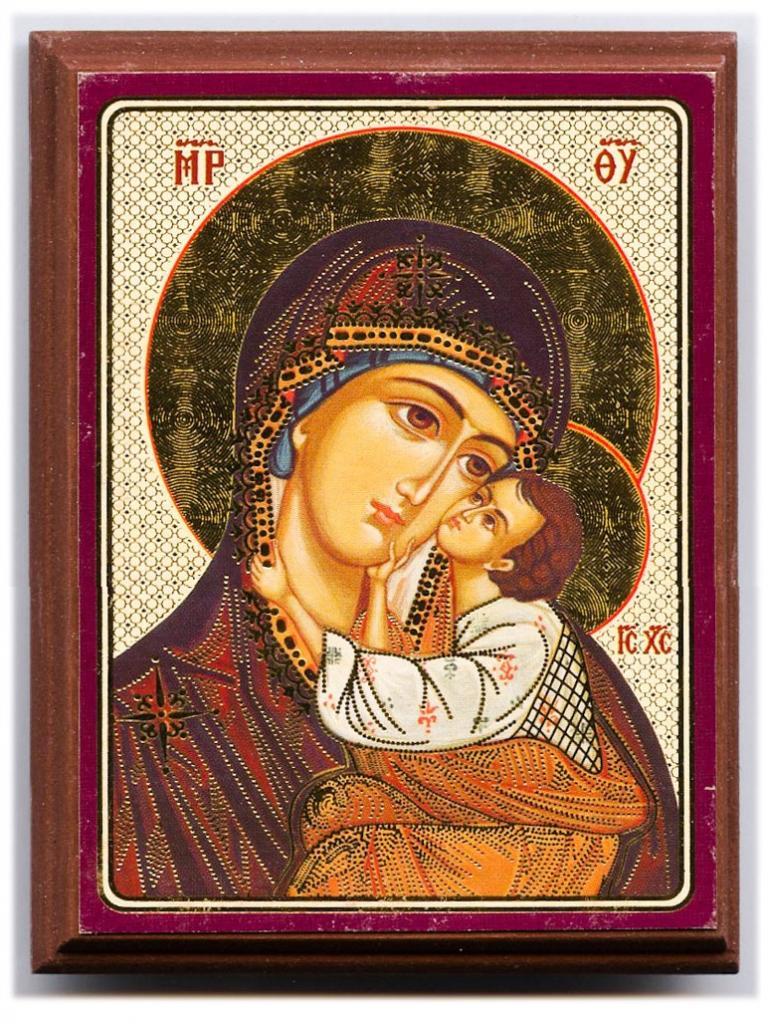 Icône Vierge de Korsun