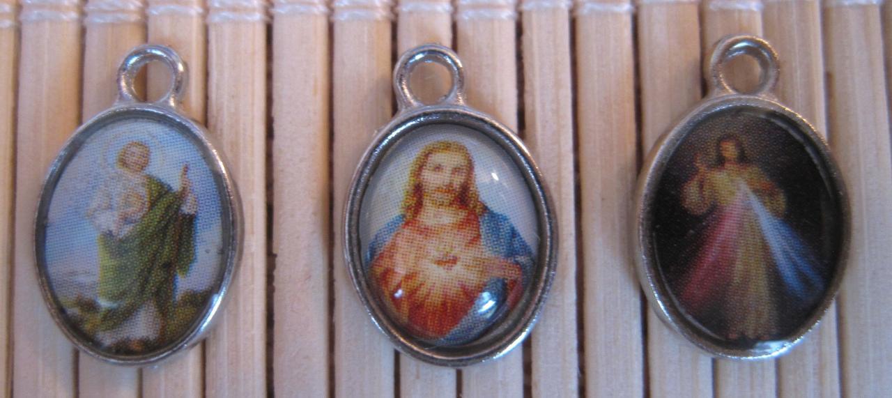 Mini-médailles Jésus