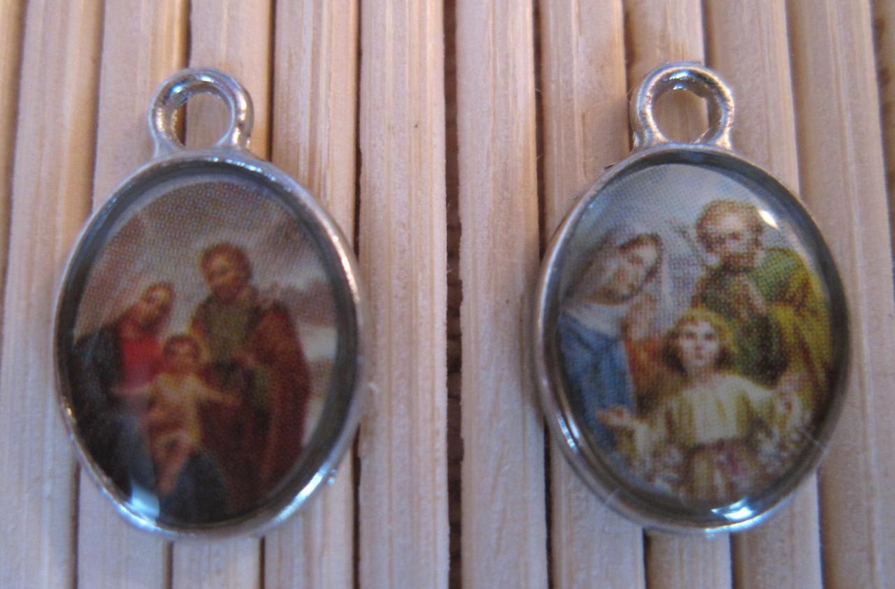 Mini-médailles Sainte Famille