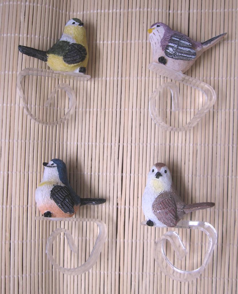 Oiseaux de nappe