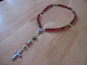 Chapelet enfant jesus