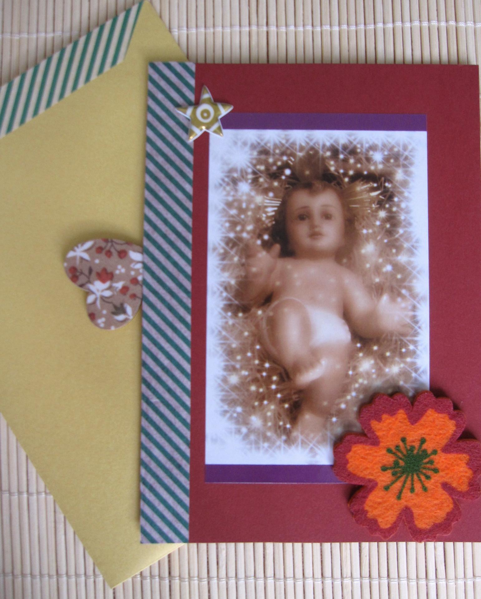 Petites cartes de Noël pour hommes